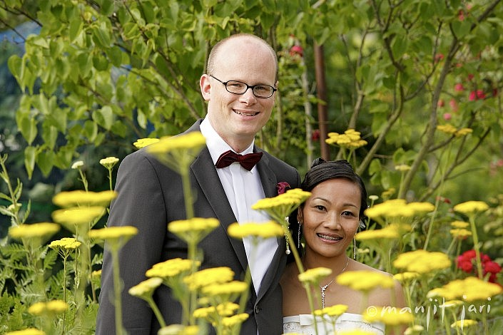 Fotograf Manjit Jari shootet eine Hochzeit in Frankfurt Main