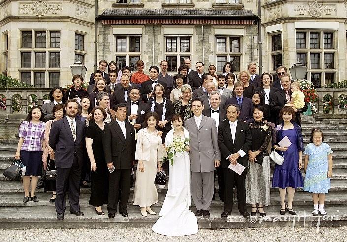 Hochzeitsfotos vom Portraitfotografen Manjit Jari