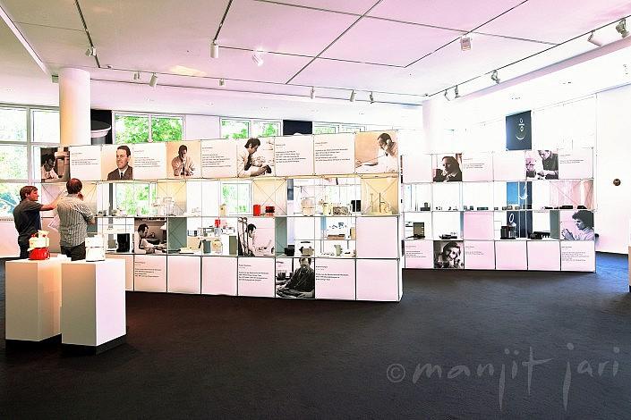 Fotoausstellung im Museum für moderne Kunst