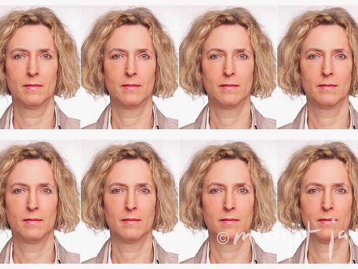 Biometrische Passbilder