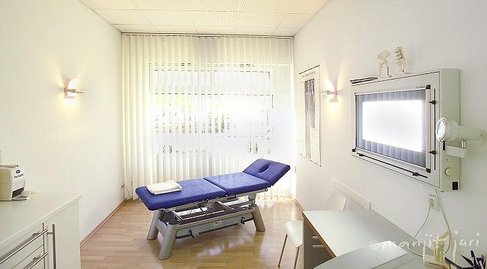 Ärzte Shooting für Webseiten von dem Fotografen Manjit Jari in Frankfurt