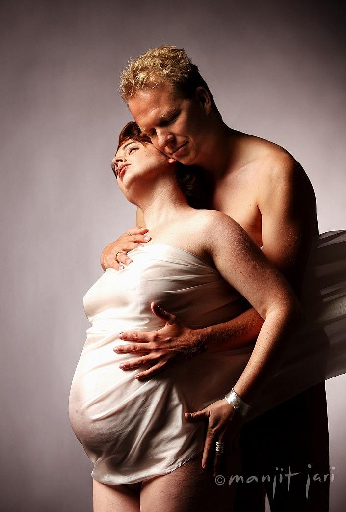 Pregnant Photoshooting done by Manjit jari
